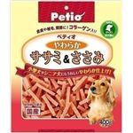 Petio(ペティオ) やわらかササミ&ささみ 400g (ドッグフード) 【ペット用品】