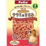 Petio(ペティオ) やわらかササミ&ささみ 800g (ドッグフード) 【ペット用品】