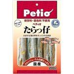 Petio(ペティオ) 北海たらっ仔徳用 200g (犬・キャットフード) 【ペット用品】