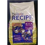 Holistic RECIPE(ホリスティック レセピー) チキン 成犬 2.7Kg (ドッグフード) 【ペット用品】