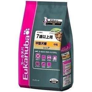 Eukanuba(ユーカヌバ) シニア 中型犬種 13.5Kg (ドッグフード) 【ペット用品】 - 拡大画像