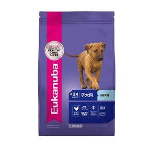 Eukanuba(ユーカヌバ) 子犬用 大型犬用 大粒  7.5Kg (ドッグフード) 【ペット用品】 - 拡大画像