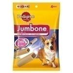Pedigree(ペディグリー) ジャンボーン 4本入 PSJB9 (中・大型犬種<生後9ヶ月以上目安> ドッグフード) 【ペット用品】