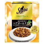 Sheba(シーバ) Duo Plus(デュオプラス) ヘアボール 200g SDUP1 (全ての猫種 成猫用 キャットフード) 【ペット用品】