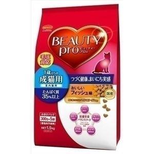 日本ペットフード ビーティープロ 成猫用 1.5Kg 【ペット用品】