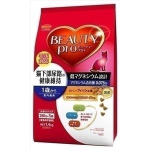 日本ペットフード ビーティープロ下部尿路健康維持成猫1.4Kg 【ペット用品】
