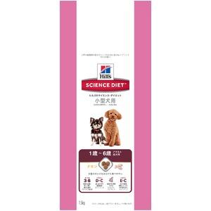 SD(サイエンスダイエット)アダルト 小型犬用成犬用1.5kg 【ペット用品】