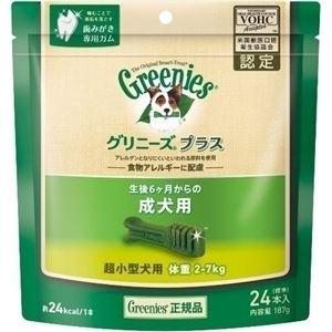 ニュートロジャパン グリニーズP成犬超小型2-7kg 24P 【ペット用品】 h01