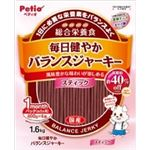 (まとめ)ヤマヒサ 毎日健やかバランスJスティック 1.6kg【犬用・フード】【ペット用品】【×8セット】