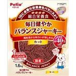(まとめ)ヤマヒサ 毎日健やかバランスJカット 1.6kg【犬用・フード】【ペット用品】【×8セット】