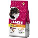 P&G アイムス インドア 毛玉ケア 7歳以上 うまみチキン味 1.8kg【ペット用品】【猫用・フード】