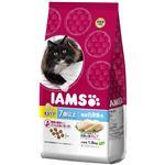 P&G アイムス インドア 毛玉ケア 7歳以上 厳選白身魚味 1.8kg【ペット用品】【猫用・フード】