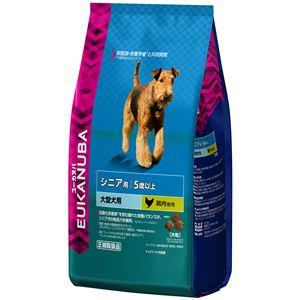 プロクター&ギャンブル・ジャパン ユーカヌバ 5歳以上用シニア大型犬種(大粒) 2.7Kg【ペット用品】【犬用・フード】