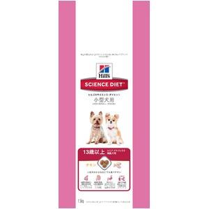 日本ヒルズ・コルゲート サイエンス・ダイエットシニア アドバンスド 小型犬用 高齢犬用 1.5kg 2733J【ペット用品】【犬用・フード】