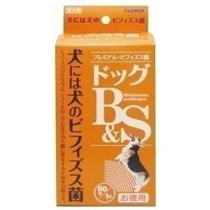 トーラス ドッグB&S お徳用 1g×60包【ペット用品】 - 拡大画像