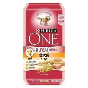 ネスレ ピュリナワンドッグ ほぐし粒入り 1〜6歳 成犬用 チキン 4.2kg【ペット用品】【犬用・フード】