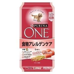 ネスレ ピュリナワンドッグ 1歳以上 食物アレルゲンケア 小粒 サーモン 4.2kg【ペット用品】【犬用・フード】