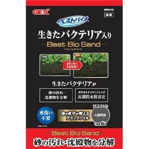ジェックス ベストバイオサンド 6L 【水槽用品】 【ペット用品】