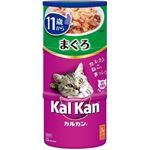 (まとめ)マースジャパンリミテッド KHC91 11歳 まぐろ 160g×3P 【猫用・フード】【ペット用品】【×18セット】