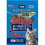 (まとめ)日清ペットフード Nキャラットミックスかつお仕立ブレンド3kg 【猫用・フード】【ペット用品】【×4セット】