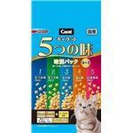 (まとめ)日清ペットフード キャラット5つの味 海の幸 1.2Kg 【猫用・フード】【ペット用品】【×6セット】