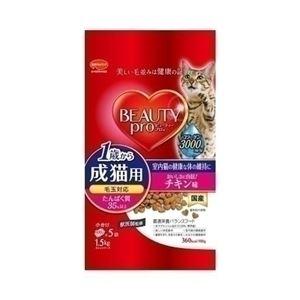 日本ペットフード ビーティープロ 成猫用 チキン味 1.5Kg 【猫用・フード】【ペット用品】