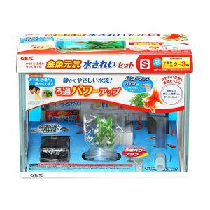ジェックス 金魚元気水きれいセットS 【水槽用品】 【ペット用品】