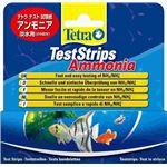 テトラ テスト試験紙 アンモニア 淡水用 【水槽用品】 【ペット用品】