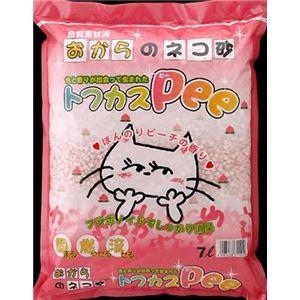 (まとめ)ペグテック トフカス Pee 7L 【ペット用品】【×4セット】