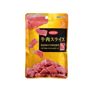 (まとめ)デビフ牛肉スライス40g【犬用フード】【ペット用品】【×48セット】
