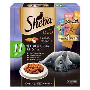 (まとめ)SDU31シーバD11歳まぐろS200g【猫用フード】【ペット用品】【×12セット】