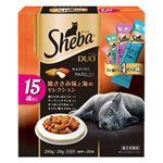(まとめ) SDU42シーバD 15歳ささみS 200g 【猫用フード】【ペット用品】 【×12セット】