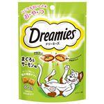 (まとめ) DRE7 ドリーミーズまぐろサーモン味60g 【猫用フード】【ペット用品】 【×36セット】