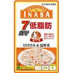 (まとめ) いなばペットフード INABA 低脂肪 7歳 温野菜入RD-48 【犬用・フード】 【ペット用品】 【×48セット】
