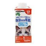 (まとめ) ドギーマンハヤシ ネコちゃんの牛乳 シニア猫用 200ml 【猫用・フード】 【ペット用品】 【×24セット】