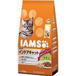 (まとめ) マースジャパンリミテッド アイムス 成猫インドアキャットチキン550g 【ペット用品】 【×6セット】