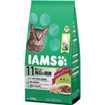 (まとめ) マースジャパンリミテッド アイムス 11歳猫チキン550g 【ペット用品】 【×6セット】