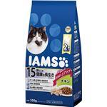 (まとめ) マースジャパンリミテッド アイムス 15歳猫チキン550g 【ペット用品】 【×6セット】