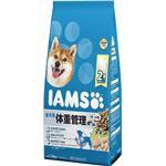 (まとめ) マースジャパンリミテッド アイムス イヌ体重管理チキン小粒1.2kg 【ペット用品】 【×6セット】