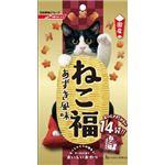 (まとめ) 日清ペットフード ねこ福 あずき風味 42g 【猫用・フード】 【ペット用品】 【×30セット】