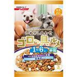 (まとめ) 日清ペットフード ゴロッと中粒成犬低脂肪750g 【ペット用品】 【×12セット】