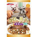 (まとめ) 日清ペットフード ゴロッと中粒11歳牛肉 700g 【ペット用品】 【×12セット】
