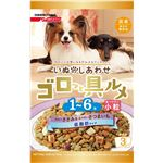(まとめ) 日清ペットフード ゴロッと小粒成犬低脂肪750g 【ペット用品】 【×12セット】