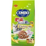 (まとめ) 日本ペットフード コンボ キャット 肥満が気になる猫用350g 【猫用・フード】 【ペット用品】 【×12セット】