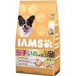 マースジャパンリミテッド アイムス 小型犬子犬用チキン小粒2.3kg 【ペット用品】の画像