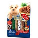 (まとめ)コンボ プレゼント ドッグ ドライ ビーフと小魚味 400g【×16セット】【ペット用品・犬用フード】