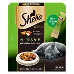 (まとめ)シーバ デュオプラス オーラルケア 200g【×12セット】【ペット用品・猫用フード】