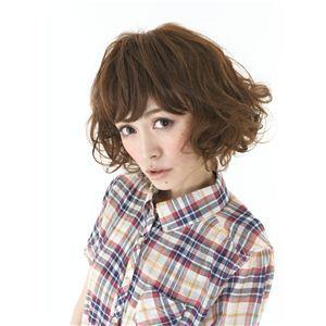 前髪ウィッグMA-4ブラウン(耐熱)