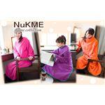 NuKME(ヌックミィ) 2011年Ver ショート丈(125cm) カジュアル ブラウン