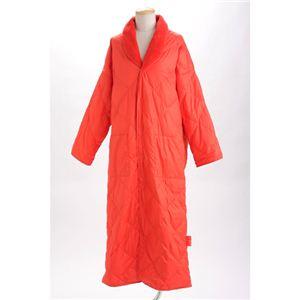 着る羽毛布団 U-MO(ウーモ) 着る羽毛ガウン ロイヤルレッド